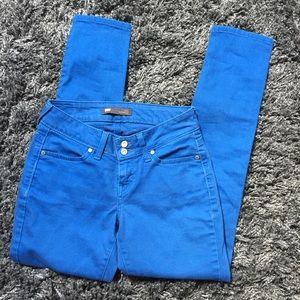 Levi's Curvy 529 Skinny Leg jeans
